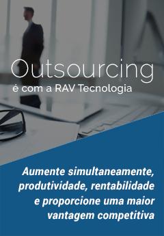 serviço em destaque outsourcing